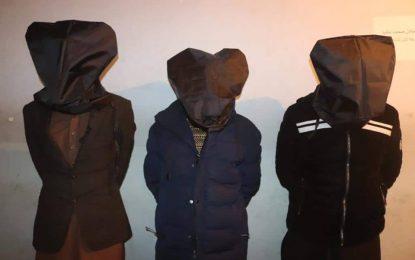 یک گروه از آدم ربایان در کابل بازداشت شدند