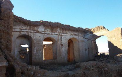 بیش از ۱۳۰ خانه در ادرسکن هرات بر اثر سرازیر شدن سیلابها تخریب شده است