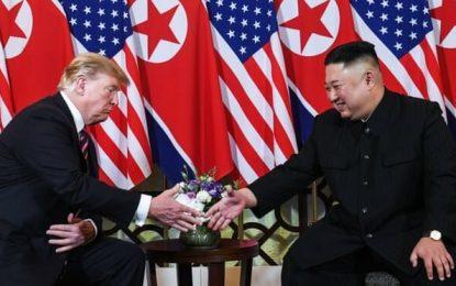 ترامپ در دیدار با اون: از خلع سلاح هستهای کره شمالی عقب نشینی نخواهد کرد