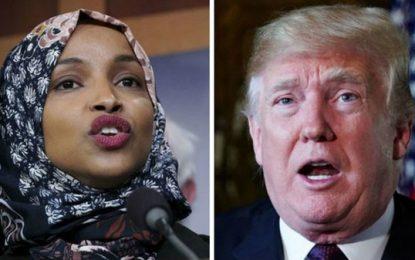 ترامپ از نماینده مسلمان مجلس امریکا خواست استعفا بدهد
