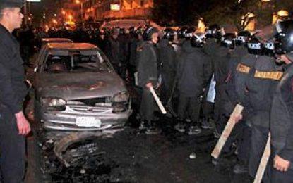حمله انتحاری در پایتخت مصر ۳ کشته بر جا گذاشته است