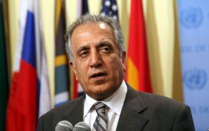 خلیلزاد: هدف اساسی او زمینهسازی برای مذاکرات بین الافغانی است