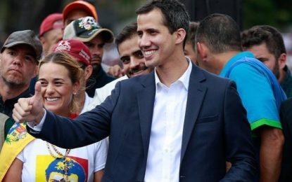 اروپا ریاست جمهوری خوان گایدو را به رسمیت شناخت