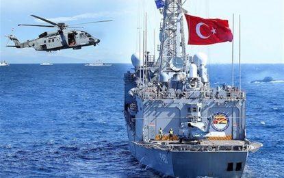 ترکیه بزرگترین رزمایش نظامی تاریخش را راهاندازی کرده است