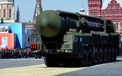 روسیه در تلاش برای توافق با امریکا برای کاهش تسلیحات هستهای است