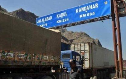 صادرات پاکستان به افغانستان ۱ میلیاد دالر کاهش یافته است