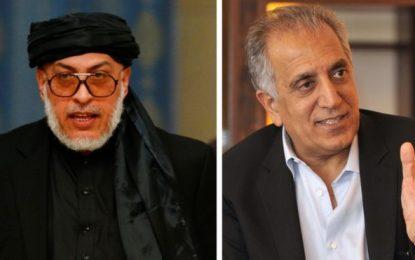 سیزدهمین روز مذاکرات نمایندگان امریکا و طالبان در قطر