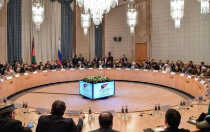 شرکت کنندگان نشست مسکو اعلامیه مشترک صادر میکنند
