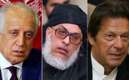 دیدار نمایندگان طالبان با نخست وزیر پاکستان به تعویق افتاده است