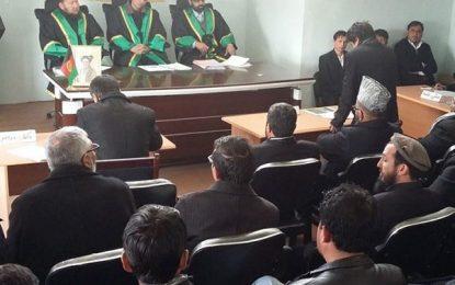 بیبیسی: در ۱۴۲ ولسوالی افغانستان نهادهای عدلی و قضایی فعال نیست