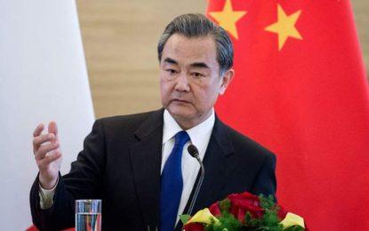 چین برای تامین صلح در کشور، یک گروه مشترک میسازد