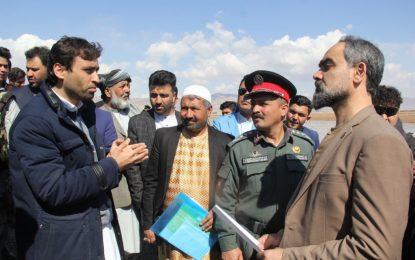 بزرگترین پل در هرات به ارزش ۱۰ میلیون افغانی ساخته میشود