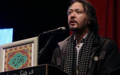 رضا محمدی مقام برتر سیزدهمین جشنواره شعر فجر را بدست آورد