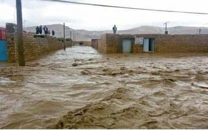 در پی سیلابهای اخیر، ۱۲ تن در قندهار جان باختهاند