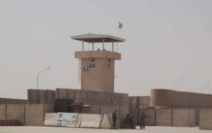 حمله بر قول اردوی ۲۱۵ میوند پس از نزدیک به ۴۰ ساعت به پایان رسید