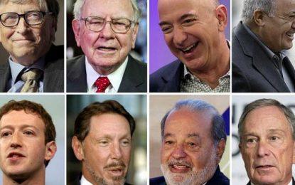مدیرعامل شرکت آمازون همچنان ثروتمندترین فرد جهان است