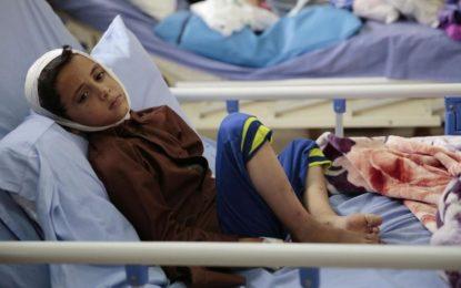 در انفجار سرگلوله هاوان در لغمان ۷ کودک جان باختند