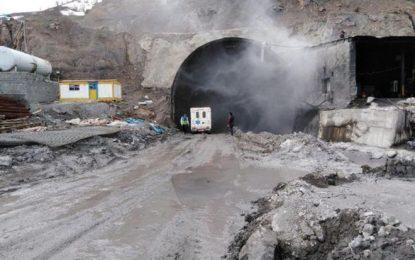 انفجار و ریزش تونل در ایران ۱۱ کشته و زخمی برجا گذاشت