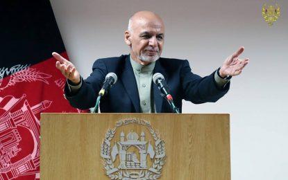 رئیس جمهور: صلح با طالبان یک روزه به دست نمیآید