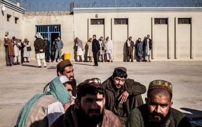 ۳۲ درصد زندانیان افغانستان در سال ۲۰۱۸ شکنجه شدهاند