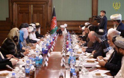 ترکیب شورای رهبری مصالحه و هیات گفتگو کننده امروز مشخص میشود