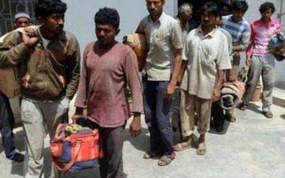 پاکستان ۱۰۰ ماهیگیر هندی را آزاد کرد