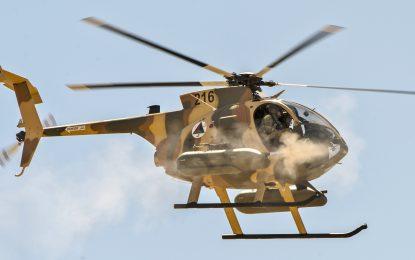 یک چرخبال ارتش در نزدیکی میدان هوایی قندهار دچار سانحه شده است