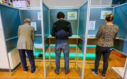 انتخابات پارلمانی اروپا در ۲۱ عضو این قاره پایان یافت