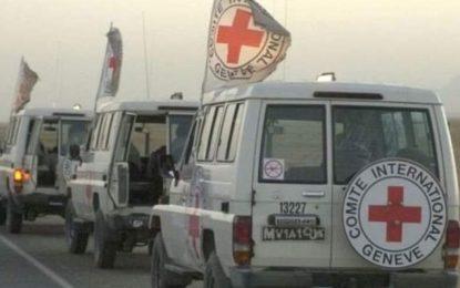 صلیب سرخ فعالیتاش را به زودی در کشور از سر میگیرد