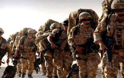 طرح اعزام ۱۲۰ هزار نظامی امریکایی به خاورمیانه برای مقابله با تهدیدات ایران