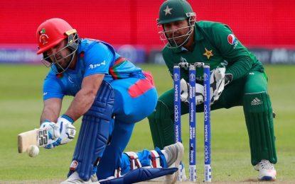 کریکتبازان کشور تیم ملی کریکت پاکستان را به زانو در آورد