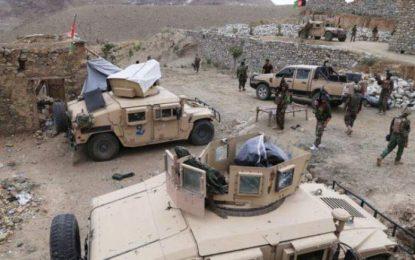 مرکز داعش در ننگرهار به تصرف دولت درآمد