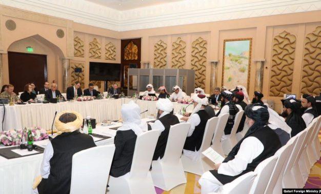 طالبان واشنگتن را به ضایع کردن وقت متهم کردهاند