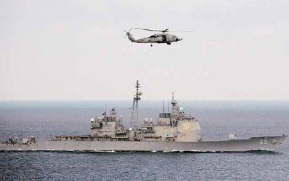 هند به خلیجفارس و دریای عمان کشتی جنگی میفرستد