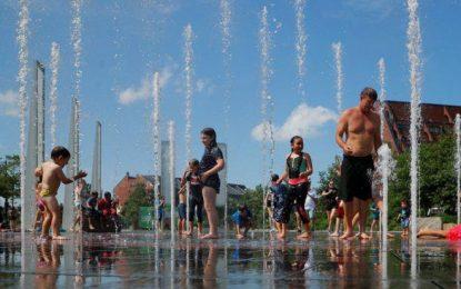 گرمای شدید در امریکا جان ۶ نفر را گرفت