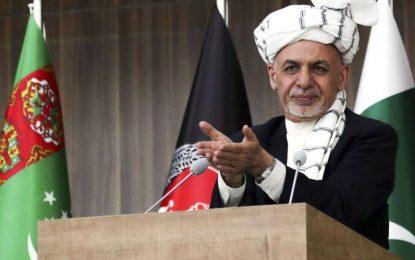 رئیس جمهور: تا چند هفته دیگر مذاکرات بین الافغانی آغاز خواهد شد