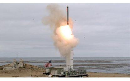 تاسف روسیه از آزمایش موشکی جدید توسط امریکا