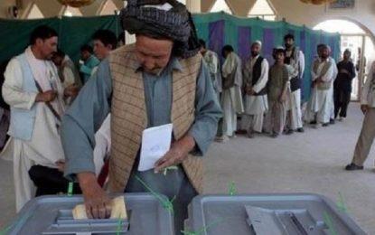 بریتانیا ۸ میلیون پوند برای حمایت از انتخابات افغانستان کمک میکند