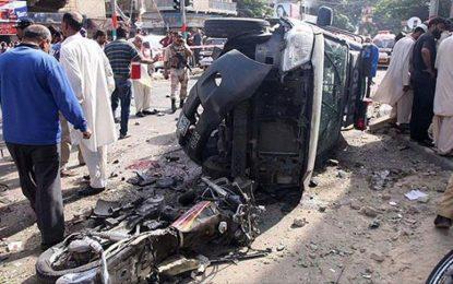 انفجار یک ماین در شمال غرب پاکستان، ۶ کشته و زخمی بر جا گذاشت