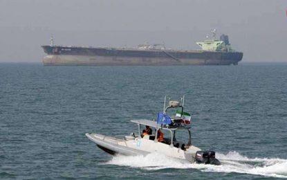ایران یک نفتکش دیگر را در خلیجفارس توقیف کرد
