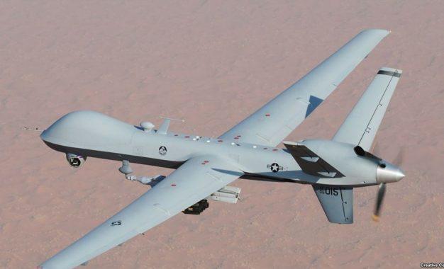 در نتیجه حمله هواپیمای بدون سرنشین خارجیها در ننگرهار ۹ غیر نظامی جان باخت