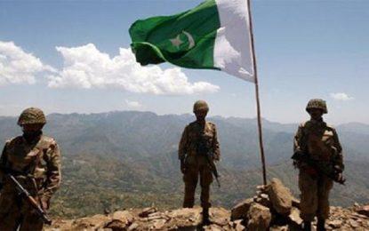 ۴ سرباز پاکستانی در مرز با افغانستان کشته شده اند