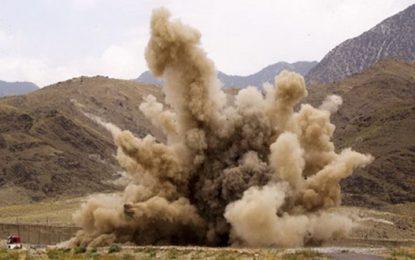 ۵ عضو یک خانواده در انفجار ماین در فراه کشته شدند