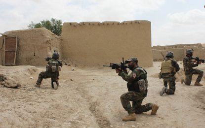 ۴۲ طالب در بادغیس کشته شدند