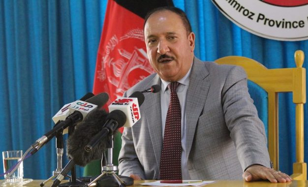 والی نیمروز: ایران با ایجاد بازارچه در نوار مرز، اموال تجارتی را به افغانستان قاچاق میکند