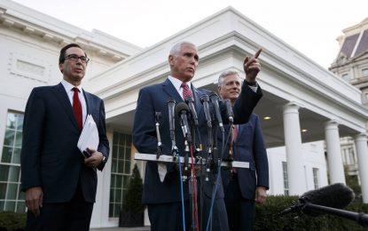 امریکا دو وزارتخانه و سه وزیر ترکیه را در پیوند به حمله بر کردهای سوری تحریم کرد
