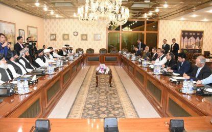 طالبان و پاکستان خواهان آغاز دوباره گفتگوهای صلح با امریکا شدند