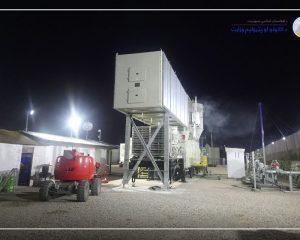 نخستین دستگاه تولید انرژی برق گازی در جوزجان به فعالیت آغاز کرده است