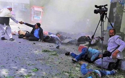 جان باختن بیش از ۱۰۰ خبرنگار در ۲۰ سال گذشته