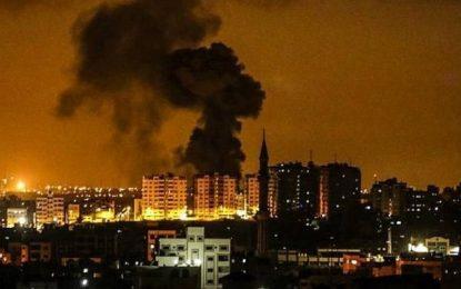 در حملات اسرائیل بر غزه، ۱ فلسطینی کشته و ۳ تن دیگر زخم برداشتند